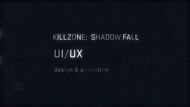 "Interface design and animation by Ryan Cashman for Killzone: Shadow Fall (PS4) Music:  ""Two Rooms"" by Plaid  More info and stills available at nanoanimal.com"