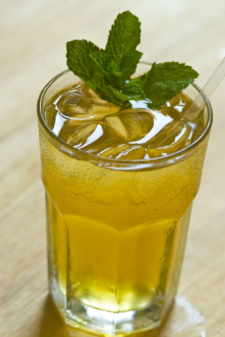 What's green, organic and refreshing at the same time: LPQ's Organic Iced Green Tea