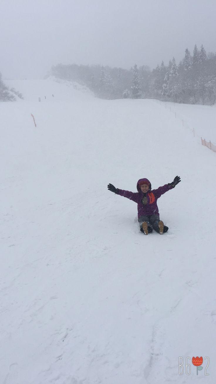 Gala yusawa ski resort Japan
