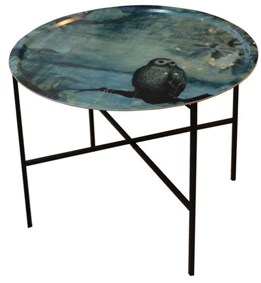 Lisa Ling Interior art shop                  - Tray table stand -Large
