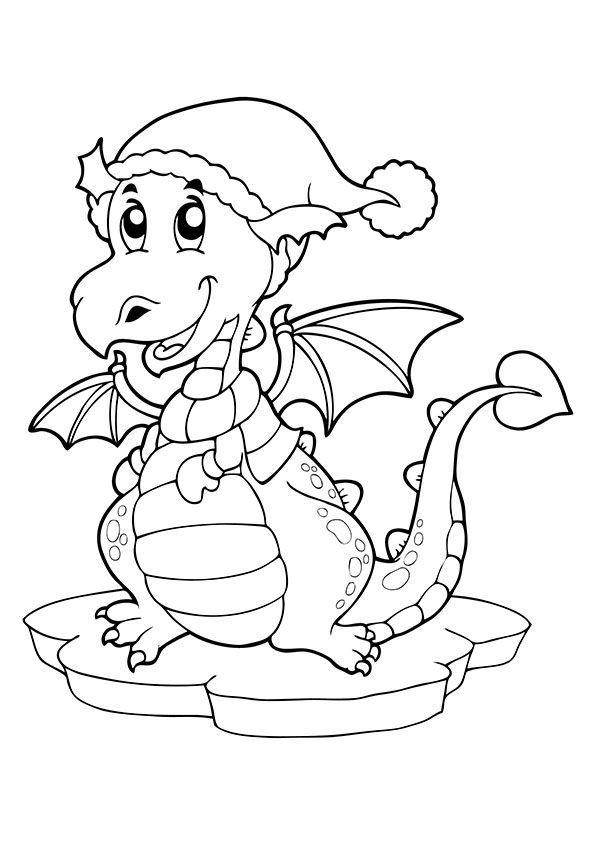 Free Printable Dragon Coloring Pages For Kids Dragon Coloring Page Owl Coloring Pages Christmas Coloring Pages