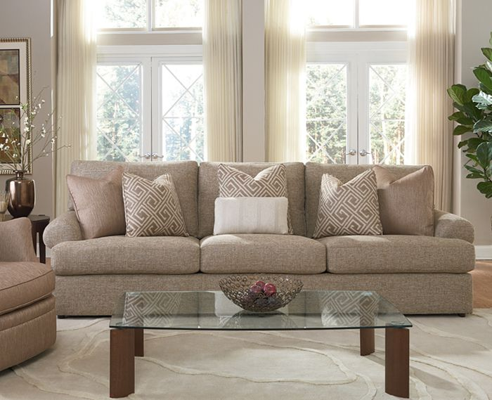 Chaise Lounge Sofa  Andrew sofa by Bernhardt