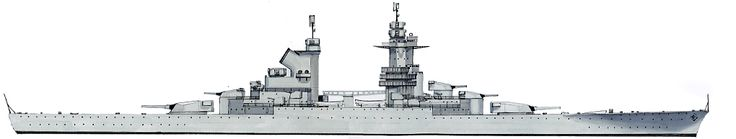 French Gascoigne-class battleship