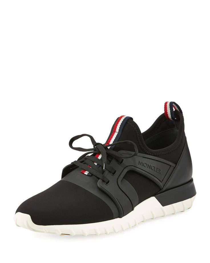 Moncler Emilien Trainer Sneaker, Black