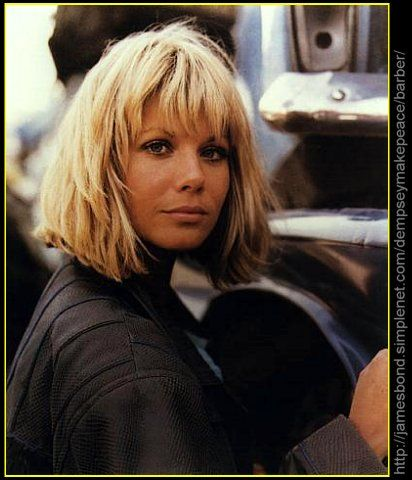 My favorite actress in the eighties! Glynis Barber (Makepiece)