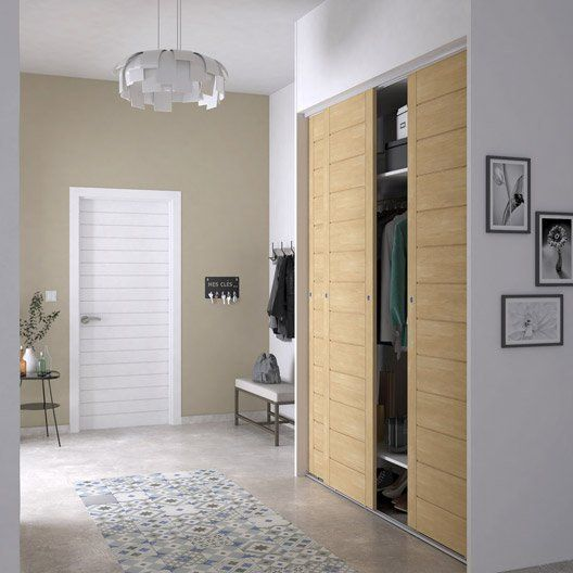 1000 ideas about porte de placard coulissante on pinterest closet doors p - Dimension porte placard coulissante ...