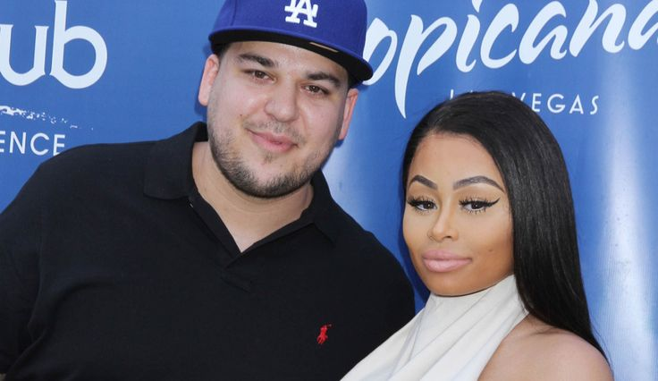 Rob Kardashian Posts Twerking Video Of Blac Chyna Proving Breakup Rumors Wrong