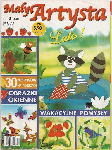 Maly Artysta 2001-3 - jana rakovska - Àlbums web de Picasa