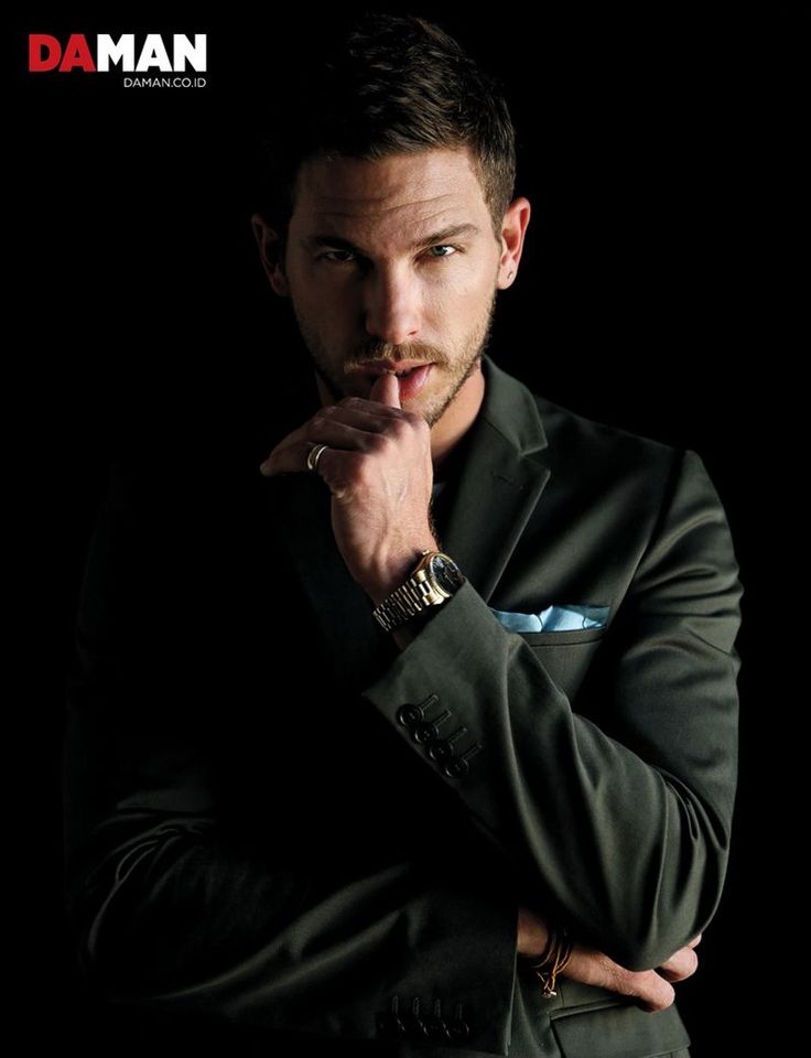 Adam Senn for DaMan Magazine