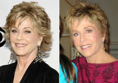 Jane Fonda before and after