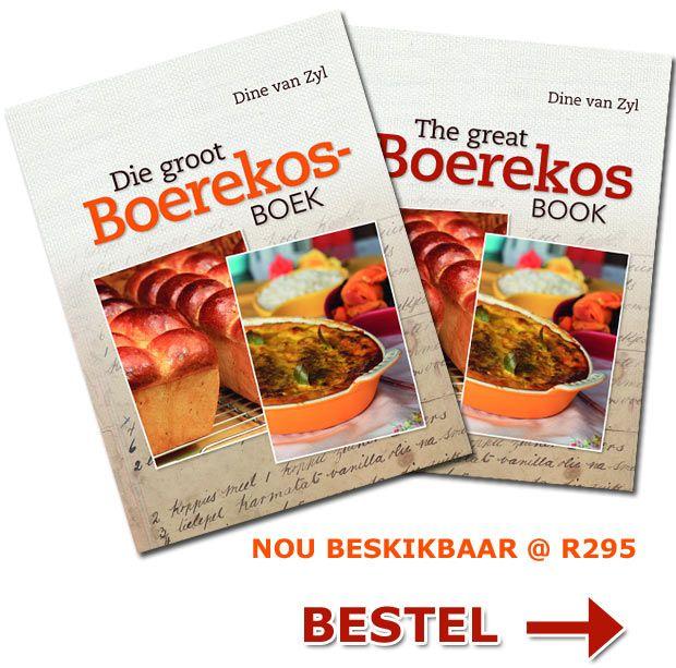Dine van Zyl - Boerekos Resepte