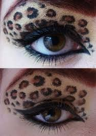 Resultado de imagen para maquillaje de leopardo mujer | Disfraces ...