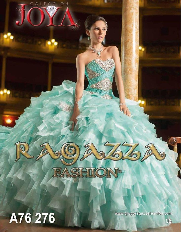 Quinceanera Dresses 2014 Mint 18 best Ragazza...
