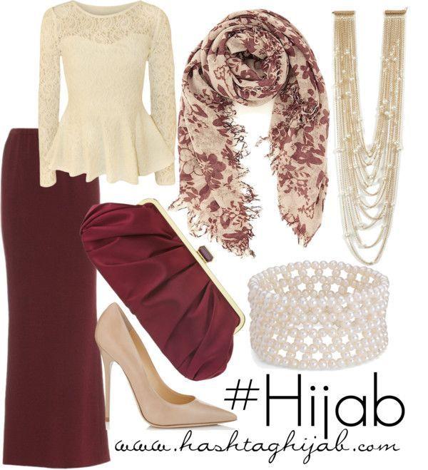 Hijab Fashion 2016/2017: Hashtag Hijab Outfit #112
