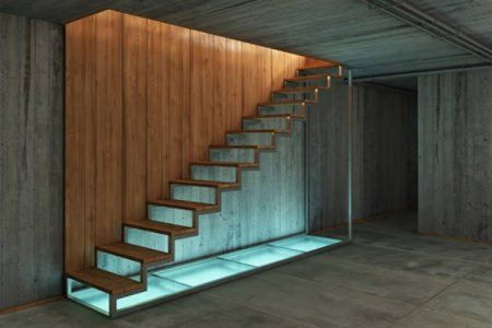 The first step on your basement staircase project should be to formulate a solid plan.