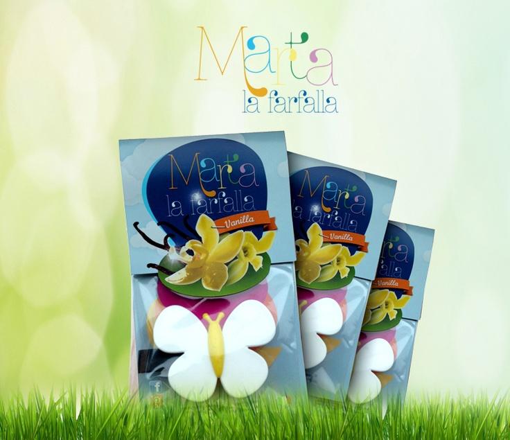 Da aprire con cautela! Contiene un anticipo di primavera. / Open with caution! Contains a taste of Spring.