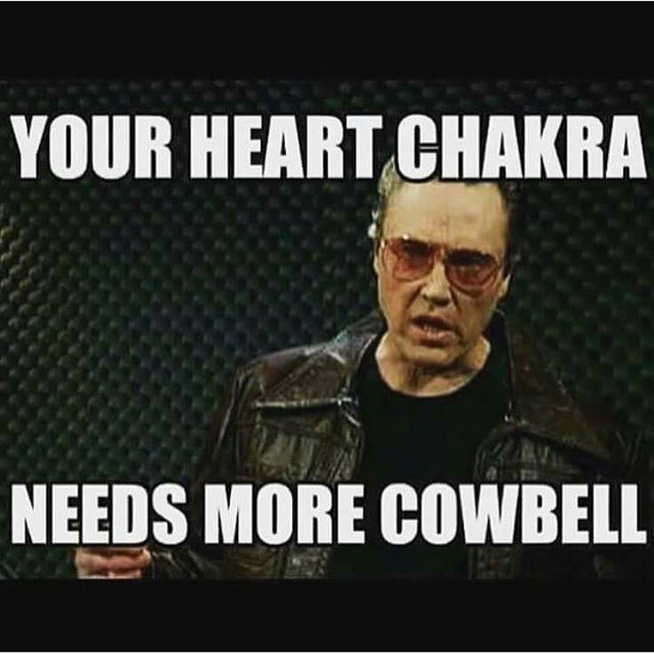 Cowbell chakra
