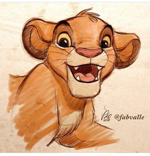 Disney_Simba König der Löwen