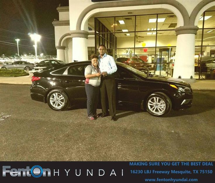 https://flic.kr/p/Sn9iza | Happy Anniversary to Marian on your #Hyundai #Sonata from Kevin Beasley at Fenton Hyundai! | deliverymaxx.com/DealerReviews.aspx?DealerCode=H248