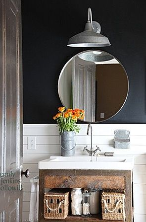 Photos in frames for existing mirrors bathroom ideas for Bathroom design visit