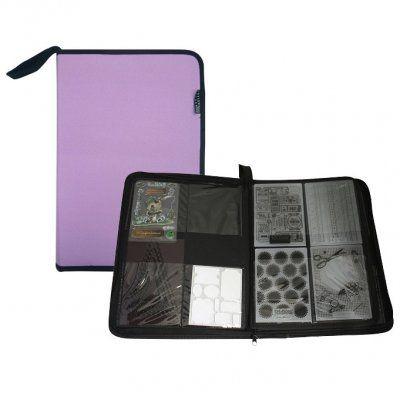 Nellie Snellen's Embossing Folder Case Purple