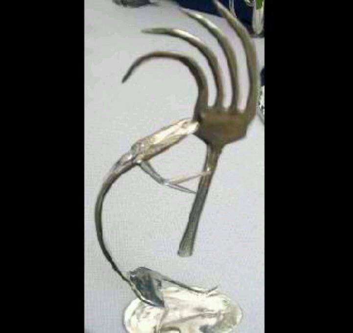 129 beste afbeeldingen over spoon and forkin around op for Metalart polen