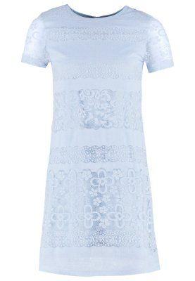 Robes Yumi Robe d'été - light blue bleu clair: 85,00 € chez Zalando (au…