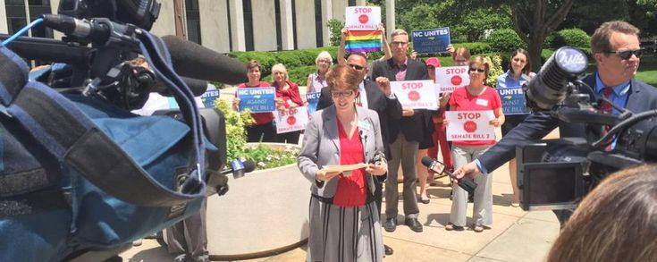 Judge Lets Stand NC Law Allowing Magistrates to Refuse to Marry Same-Sex Couples #LGBTQ