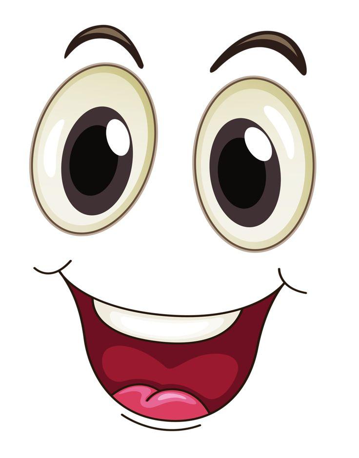 Забавных, рисунок глазки смешные
