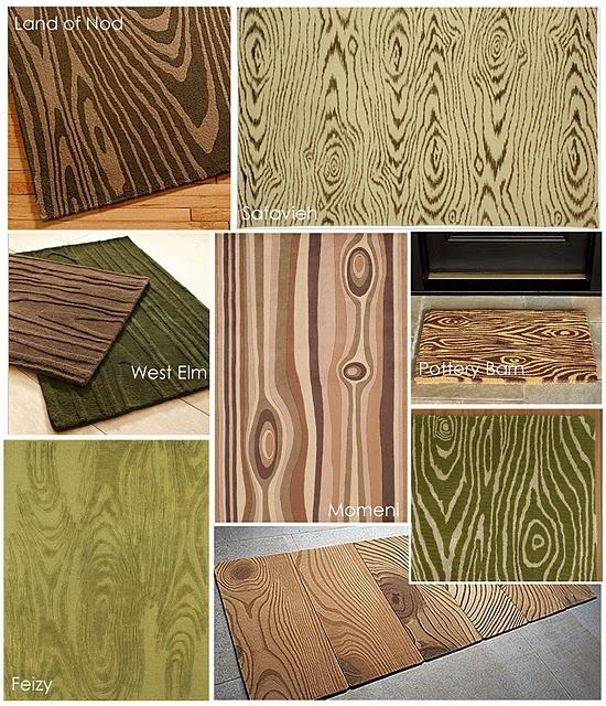Wood Grain Print Rug: 25 Best WOOD GRAIN Images On Pinterest