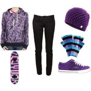 Skater Girl Outfits | skater girl!!