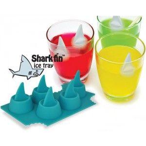 Forma e Gelo Barbatana Tubarão Shark Fin