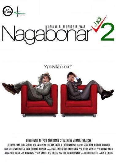 2007 - Nagabonar Jadi 2 (Deddy Mizwar)