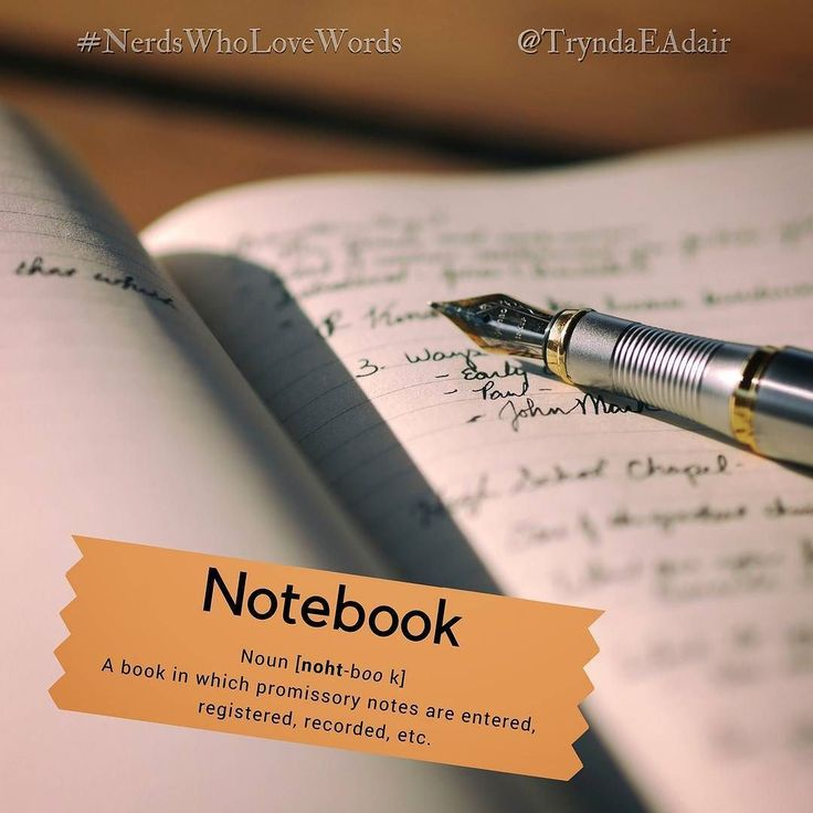 #Notebook - #NerdsWhoLoveWords #WordOfTheDay. Photo by #AaronBurden on @Unsplash.  #Noun [noht-boo k] Definition: A book in which promissory notes are entered registered recorded etc.  #language #LanguageLover #EnglishLanguage #WordsMatter #WriterThings #WordLover #English #Words  #writersOfInstagram #Writer #Author #Reader #WordNerd  #englishVocabulary #NaNoWriMo  #NaNoWriMo2017  #SorryImLate had a #busyMorning
