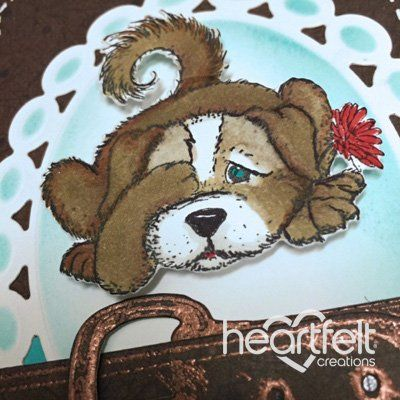 Debuting the Pampered Pooch Collection - Heartfelt Creations