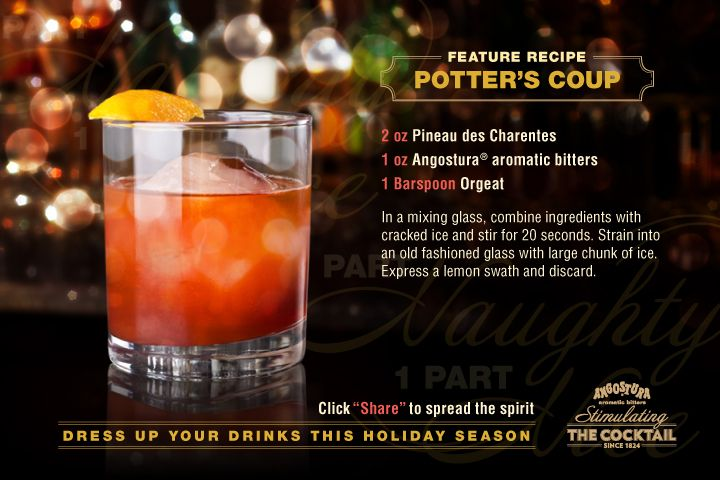17 best images about angostura bitters holiday recipe book for 7 and 7 drink recipe