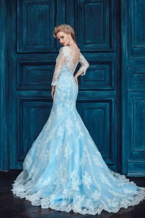 Love this something blue for your wedding