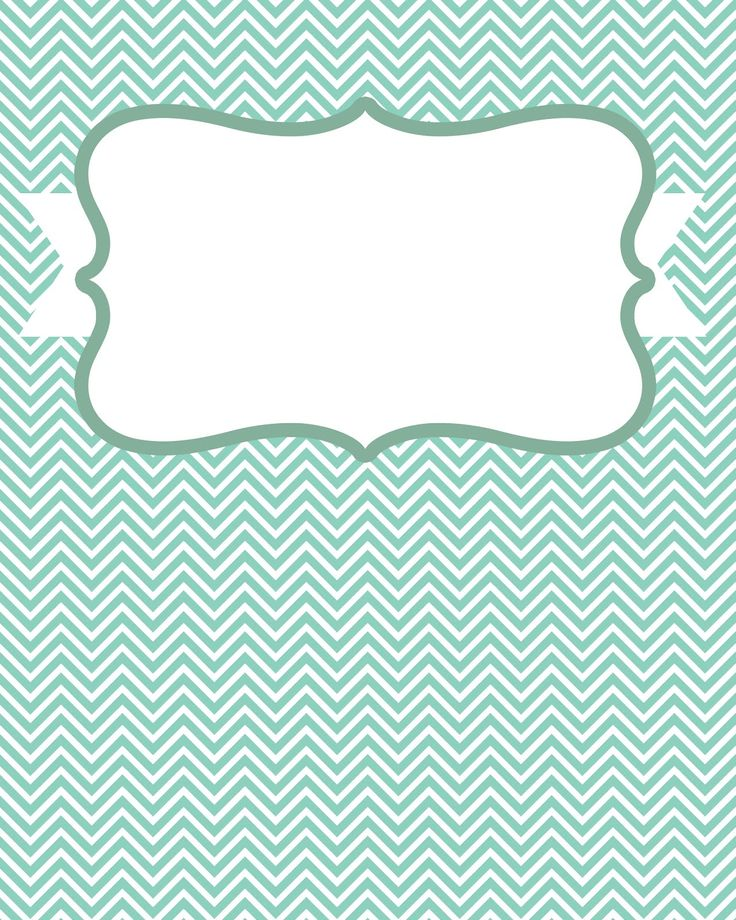 binder covers template