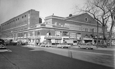 Montreal Forum in 1950