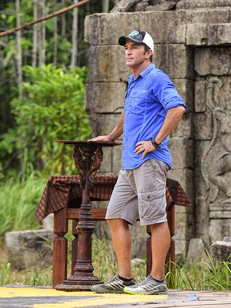 Each week host Jeff Probst will answer a few questions about the latest episode of Survivor: Cambodia—Second Chance.