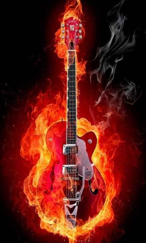 142 best images about Decorative guitars on Pinterest