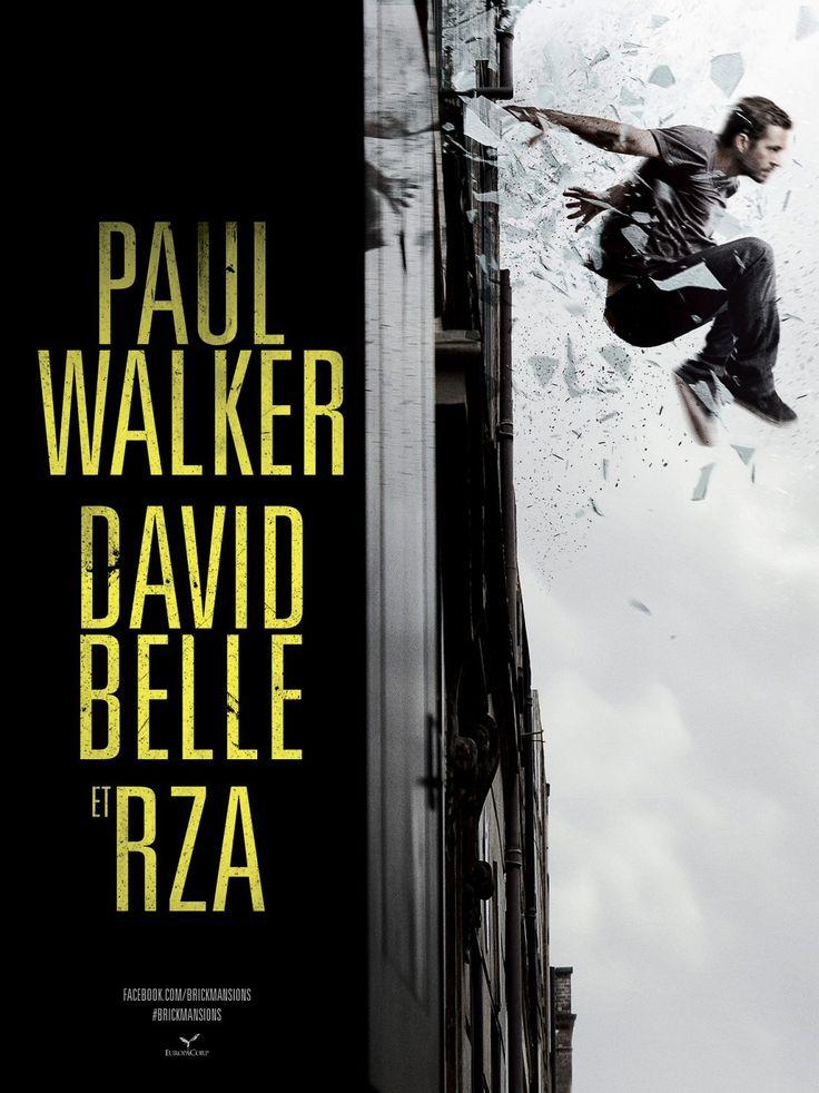 BRICK MANSIONS: MOVIE TRAILER - STARRING PAUL WALKER!!!