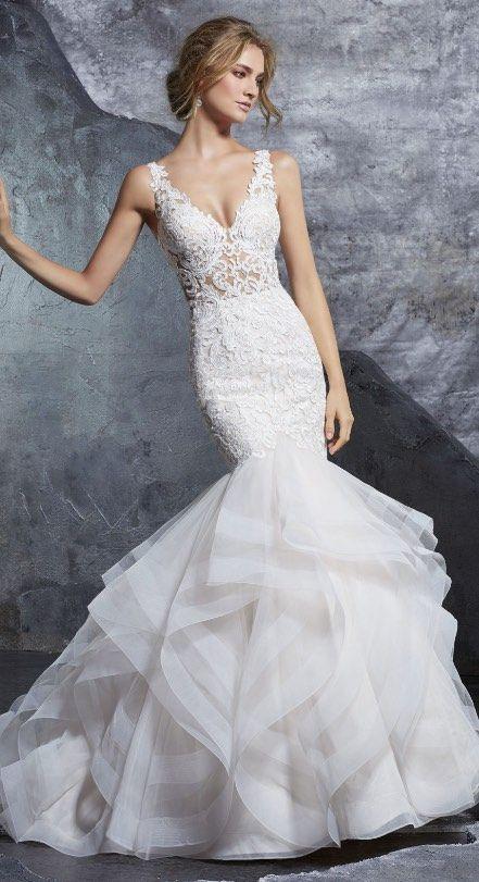 76bb3238cd5d Courtesy of Morilee Wedding Dresses; www.morilee.com; Wedding dress idea.