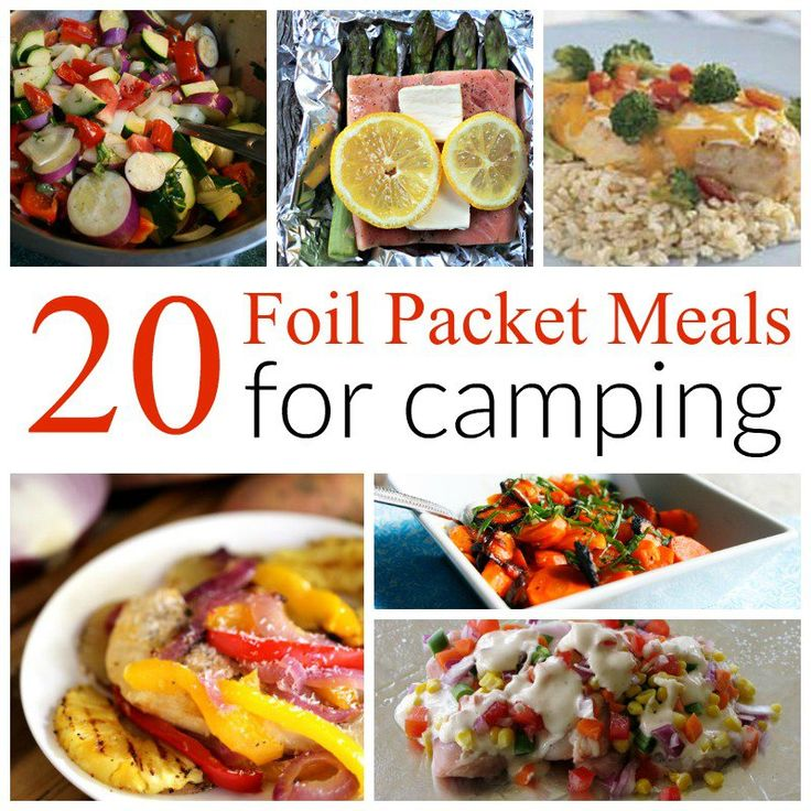 Camping Food Ideas In Foil: 1000+ Images About Camping Recipes On Pinterest