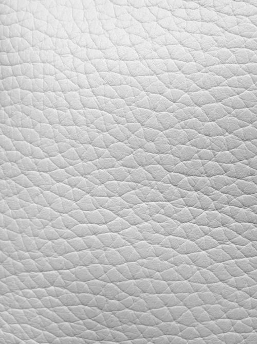 White Leather _