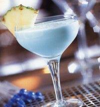 Ricetta Cocktail Blue Hawaiian