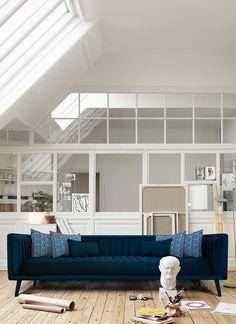 825 besten Samt Sofa   Velvet Sofa Bilder auf Pinterest ...