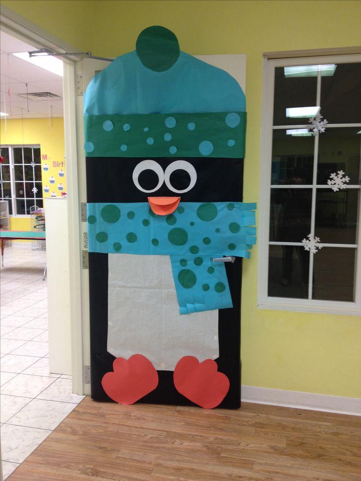 Christmas Door :)