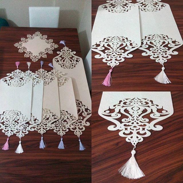 Meral hanımın osmanlı modeli salon takımı runner  siparişleri itinayla hazırlandı iyi günlerde kullanması dileğiyle...