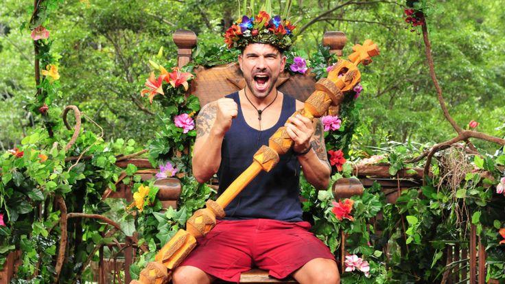 Marc Terenzi - Dschungel-König hält Hof im Wasserturm